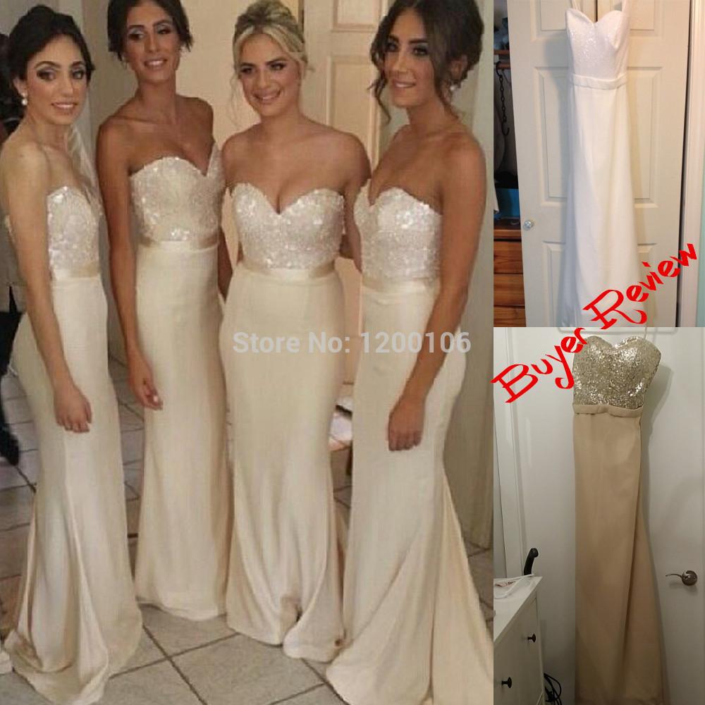 Off white bridesmaid dresses vosoi search on aliexpress ombrellifo Choice Image