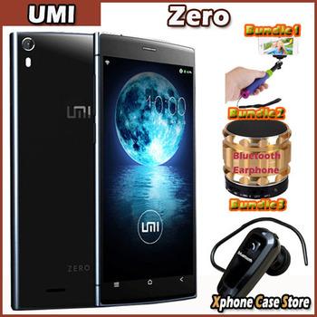 Оригинальный UMI 5.0 '' 6.4 мм густой щеткой металлический каркас 3 г андроид 4.4 мтк6592т Octa ядро 2.0 ГГц 2 ГБ + 16 ГБ WCDMA GSM