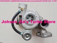 T250/452055-5004S Turbocharger for Defender,Discovery,GeminiIII 300TDI 2.5L 111HP 122HP(ERR4893)