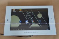 New 19'' Waterpoof Bathtub LED Smart HDTV Android OS with USB HDMI WIFI , White Black Color