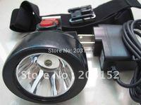 3W Cree Q5 LED Mining light Miner's light headlight 13000Lux li-ion battery KL2.5LM(B)