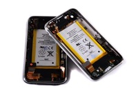 Back Cover Housing for iPhone 3Gs with Front Bezel Frame and Battery full set Assembly(Free) 1PCS Free shipping