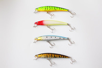 Fishing Lure Scatter Rap Minnow Bait 10.2g 105mm Free Shipping