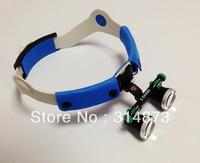 3.5x Headband  Dental Loupes surgical loupes for Glasses wearers