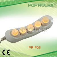 Natural Jade handhold Project heat massager from POP RELAX PR-P05