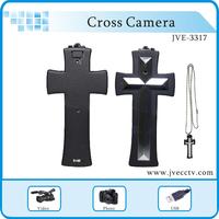 Free Shipping Cross recorder,Hidden gadgets;Video Security Cross Dvr Camera with Samsung Flash+Elegant package  JVE-3317