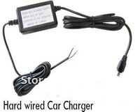 GPS tracker TK102 accessories,hard wired car charger,battery charger for gps tracker,freeshipping and wholesale