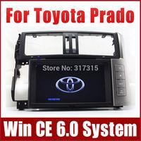 "8"" Car DVD Player GPS Navigation for Toyota Prado 150 Series TX TXL 2010-2013 with Radio TV BT Map USB AUX 3G Stereo Audio Nav"