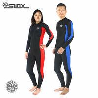 Slinx SLIMAX unisex lycra wetsuit for diving swimming snorkeling surfing waterskiing PWC beach sunblock jellyfish proof  UPF 50+