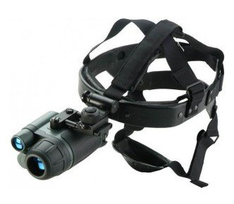 Yukon NVMT Spartan 1x24 Night Vision Goggle with Head Gear Kit