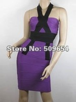 Free Express Lady's Evening Dress Prom Party Dress Sexy
