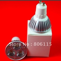 CREE LED GU10 MR16 9W led spot light , 9W led bulb lamp,led downlight 100pcs/lot