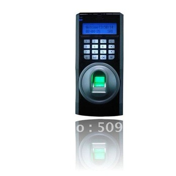 Fingerprint/RFID Card Access Control & Time Attendance Terminal HF-F5