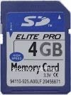 SDHC 4GB SD card  for  camera and  navigators     cheaper and high speed