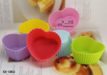 wholesale silicon cupcake cups