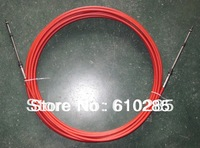 33C cable 6m,  Morse type mechanical marine cable