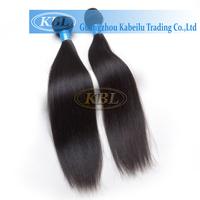 "KBL Frees shipping 12""-26"" 100% Virgin brazilian straight hair weave Natural color 3pcs a lot straight brazilian virgin hair"