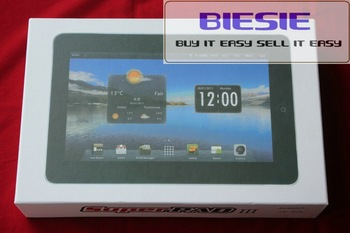 """Post shipment shipping, 10.2"""" flytouch 3 flytouch3 android 2.3 tablet pc GPS 1GHz 512MB 3G optional WIFI Camera"""