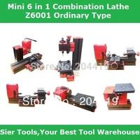 6 in 1 Mini Lathe/Drill,Mill,Sawing Multifunction Machine