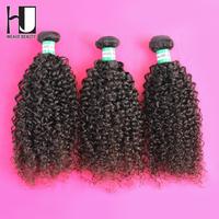 HJ New Hair,Kinky Curly Virgin Hair,Hair Weaves,mix lot 3pcs 12-24inch,6a Brazilian Curly Virgin Hair,Free Shipping