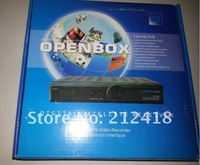 100% Original Openbox S10 HD PVR digital satellite receiver cccam newcam MGcam not cloned ,free shipping