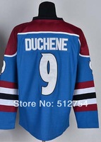 #9 Matt Duchene Jersey,Ice Hockey Jersey,Best quality,Embroidery logos,Authentic Jersey,Size M--XXXL,Accept Mix Order