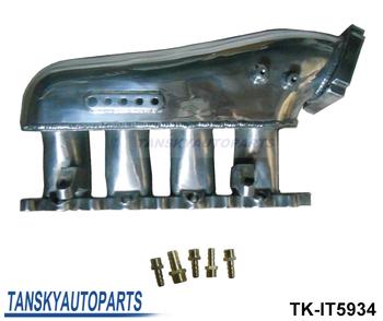 Tansky-Manifolds polishing intake manifold for EVO 4-9 4G63 TK-IT5934