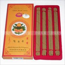Kumbum tibetan medical hospital incense,Buddhist holy land natural herbal meditation incense, Free shipping!(China (Mainland))