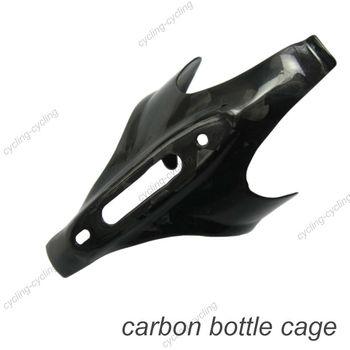 Carbon fiber road bike water bottle cage ES-BC02