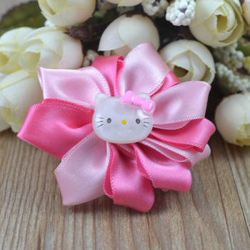 Fashion headwear Cute  kitty hairpins children baby kid's hair accessories wholesale Min order is $10(mix different order) H70