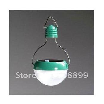 Free Shipping New2pcs/lot Solar LED Lights Hanging Lamp Night Light+Dropshipping