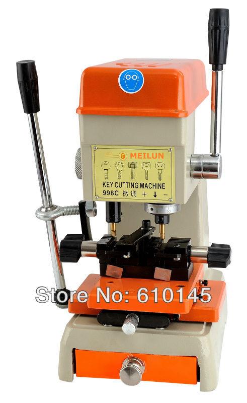 998C universal key cutting machine 220v/50hz and 110v/60hz(China (Mainland))