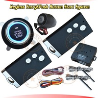HOT pke car alarm with card smart keys,RFID induction technology,identification recognized,keyless enry lock or unlock,20W siren