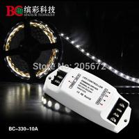 constant voltage 0/1-10V LED dimming driver /12-24V  10A*1CH/ output 0-10V dimmer