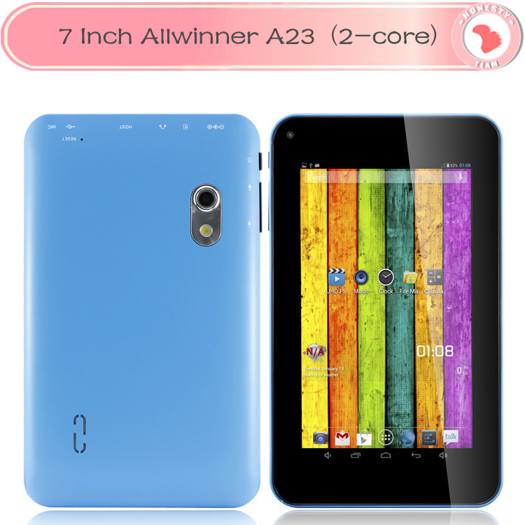 7 inch Allwinner A10 3G Phone Call Tablet PC 1024*800 Android 4.0 1G/8G Bluetooth 2160P HDMI Camera(China (Mainland))