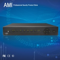 Free shipping 8CH Standalone DVR  H.264 CIF Real-time DVR with 3G Cellphone IE View Digital video recorder