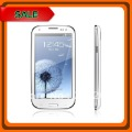 Hot i9300 Smartphone Dual Core MTK 6577 cell phone Dual sim card 4.8 INCH Android 4.1 GPS Camera S3 mobile phone free shipping