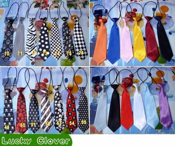 Free shipping,50pcs/lot,KD-004-001,Children tie/Child necktie/Boys Girls Ties/ Baby scarf neckwear neckcloth/tie