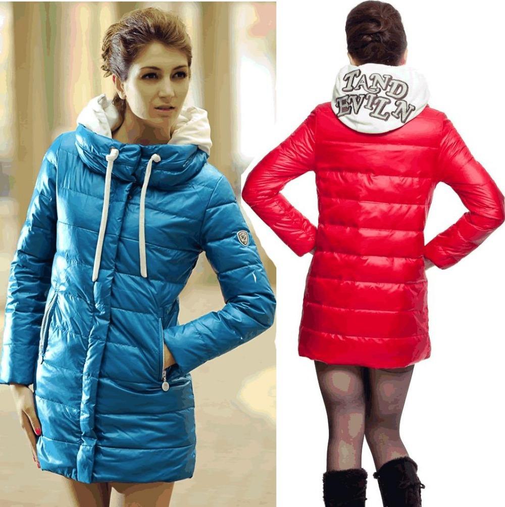 coats down long