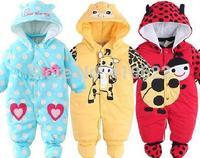 Summer 2014 New Baby Jeans Romper Short Denim Overalls, kids Cartoon suspenders Baby Jumper shorts, Freeshipping