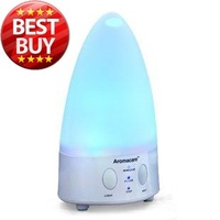 2013NEW Color-changing White Electric 150ml Humidifier LED Lamp Ultrasonic Aroma Diffuser Humidifier