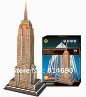 EMPIRE STATE BUILDING 3D DIY TOYS