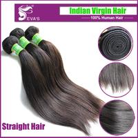 Brazilian straight hair 3/4 pcs lot Straight Virgin Brazilian Hair Weave Free Shipping Grade 6A brazilian virgin hair straight