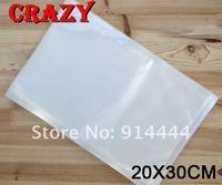"""8""""x12"""" / 20x30cm vacuum food bag / FDA&BPA FREE /  food sealer bag"""
