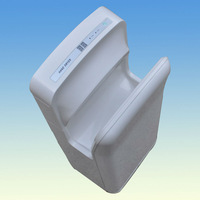 High Speed Automatic Sensor Airblade Electric Double Wall Mounted Jet hand dryer within 12sec suit for Hotels, ING-9404