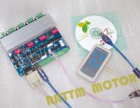 Регулятор частоты вращения двигателя RATTM MOTOR 5 50 USB MACH3 USBcnc