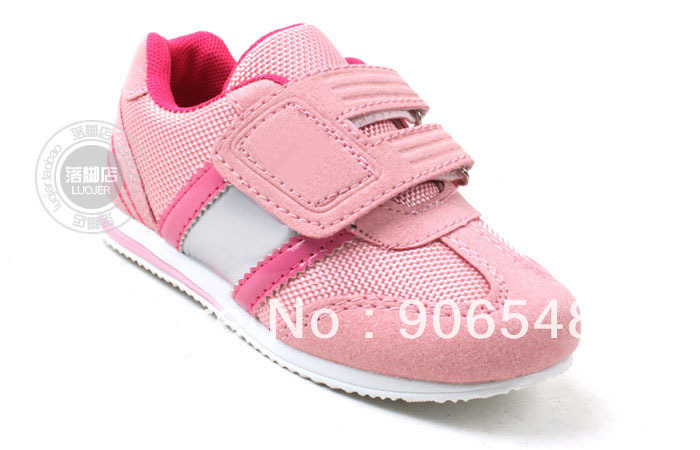 Мужская обувь 2012 children sports shoes, girl casual shoes, kids shoes ventilation net surface