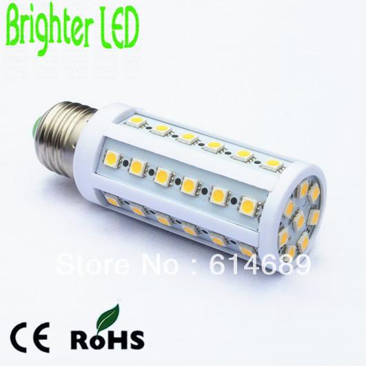 Wholesale 20pcs/lot High Quality E27 LED Corn Bulb 7W CREE 5050SMD Light 220V(China (Mainland))
