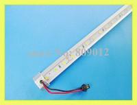 super bright 5630 LED light bar 5630 LED bar light LED rigid strip light DC12V 100cm 72 led / pcs Fedex free shipping