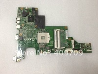free shipping for HP cq43 cq57 laptop motherboard 646175-001 brand new